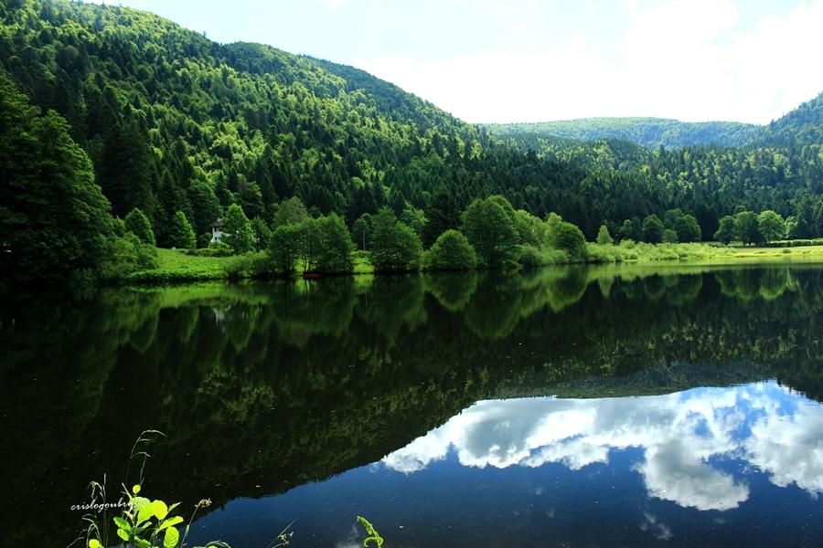 Lac de Returnemer ( Vosges )