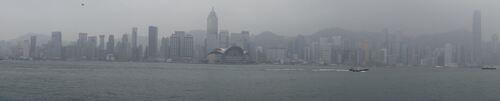 30 avril au 2 mai: Hong Kong