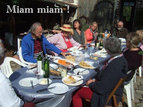 Un dimanche chez Jean-Marc-  Deuxième partie : après midi