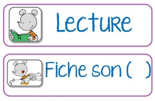 """""""Programme"""" des CE1"""