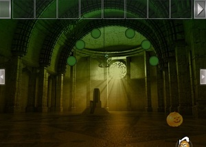 Jouer à Halloween paranormal palace escape
