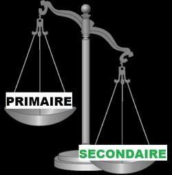 PRIORITE A L' ECOLE PRIMAIRE