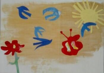 A la manière de Matisse 1