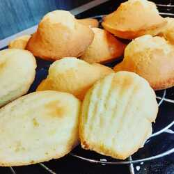 Réussir les madeleines