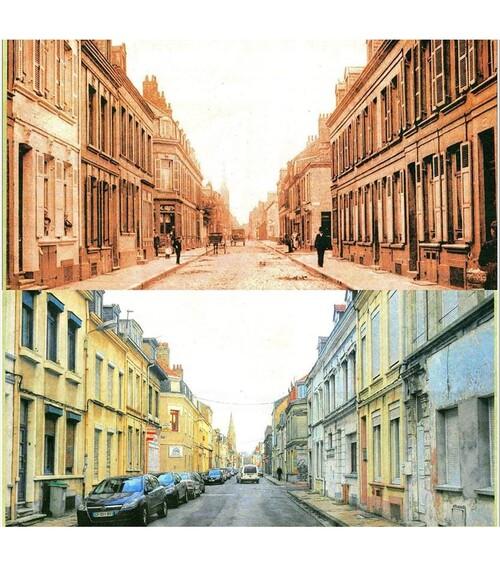La rue du 29 Juillet, ex rue du Petit-Paris