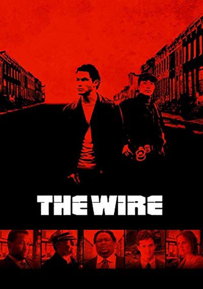 Sur écoute, The wire, série créée par David Simon, 2002-2008