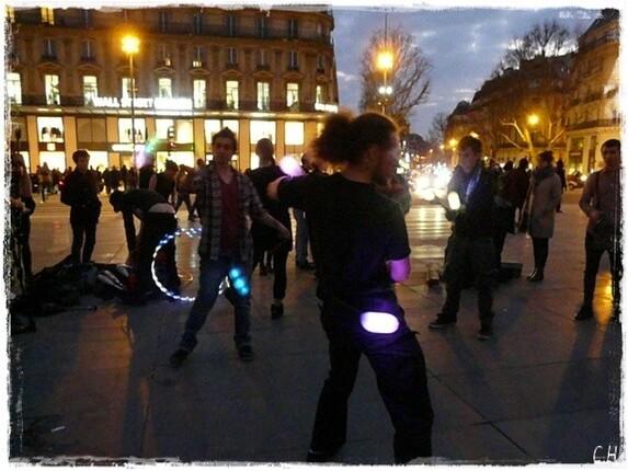 La Nuit Debout