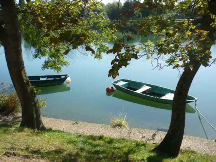 barques sur la marne