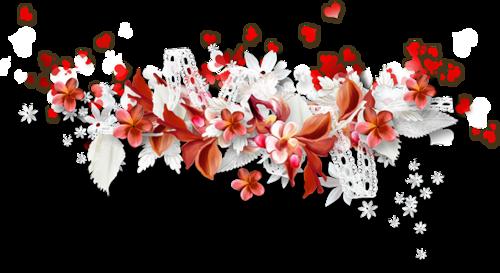 Ornements Floraux Série 19