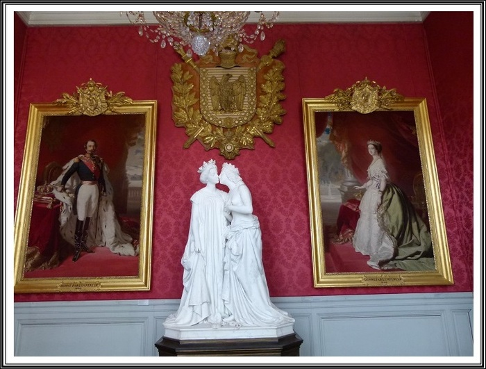 Retournons au Chateau de Compiègne