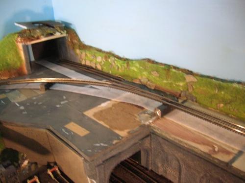 Le ballast de la voie secondaire (3)