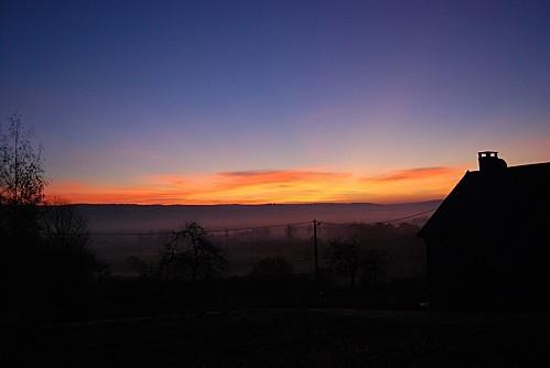 lever de soleil - 13-11-11 - 1