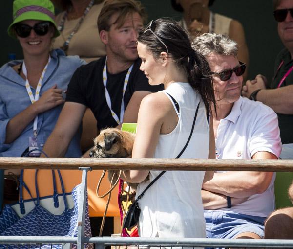 Au tennis