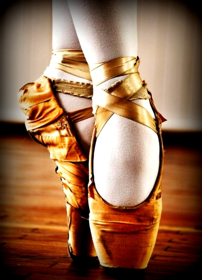 Ballerines - Les pointes