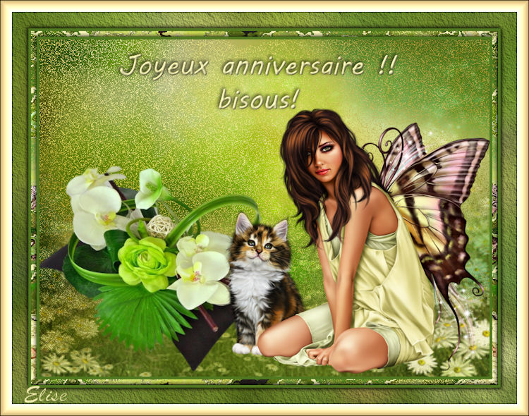Bon anniversaire Mamynoha