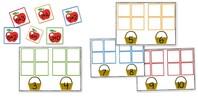 Le jeu des pommes