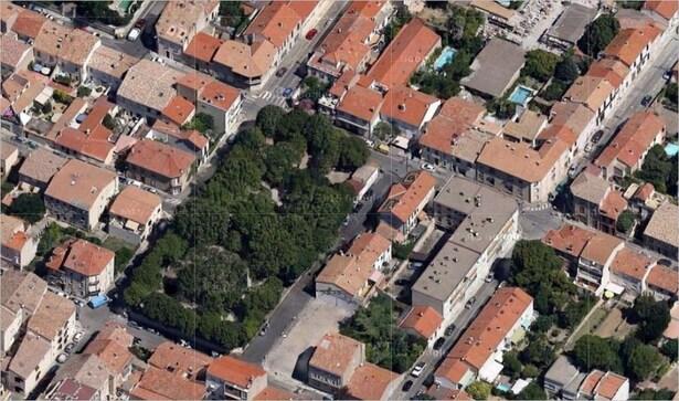Ma ville... vue d'en haut