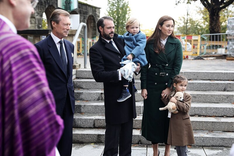 Famille royale du luxembourg