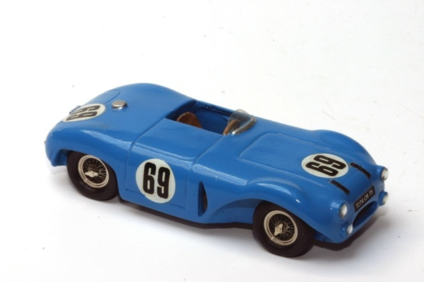 Le Mans 1955 Abandons II