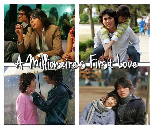 A Millionaire's First Love (film coréen)