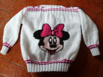 Minnie Mouse dos