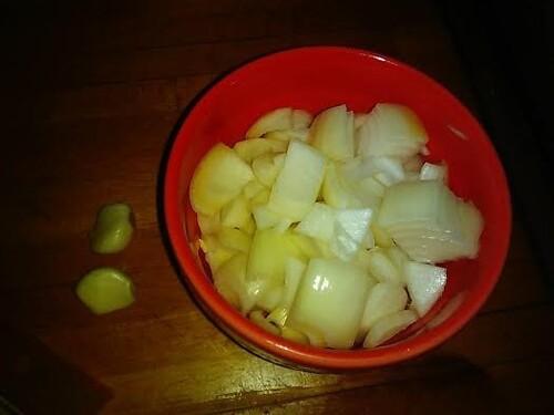 Ragoût de pois cassés à la butternut {Vegan}
