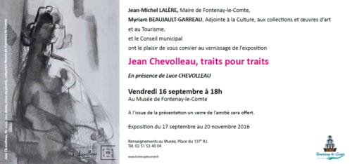 """Le tableau """"Chevolleau"""" prend ses quartiers d'automne !"""