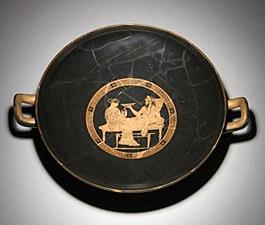 Kylix de Perséphone