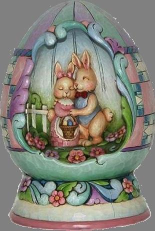 Oeufs de Pâques Série 5