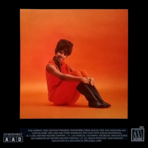 "Brenda Holloway : CD "" Greatest Hits And Rare Classics "" Motown Records MOTD 5485 [ US ]"