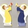 Anges à la trompette