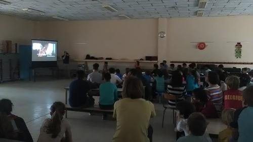[P6] Rencontre avec des réfugiés (Fedasil)