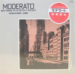 Yasuhiro Abe - Moderato - Complete LP