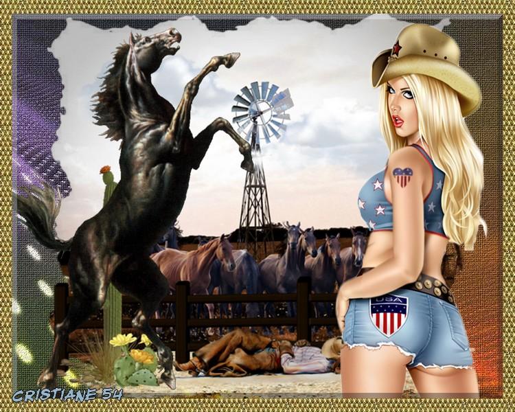 Défi pour Beauty Love horse !