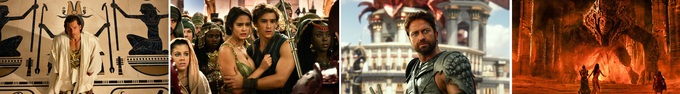 [Blu-ray 3D] Gods of Egypt