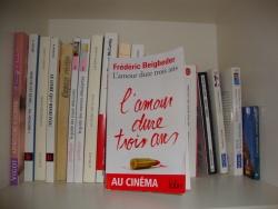 L'AMOUR DURE TROIS ANS : ENTRE LE LIVRE ET LE FILM