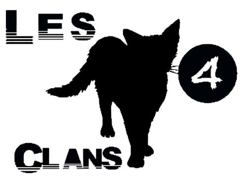 Logo les 4 Clans