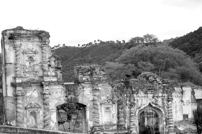 Eglises d'Antigua Guatemala