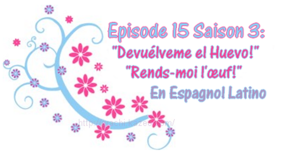 Episode 15 Saison 3