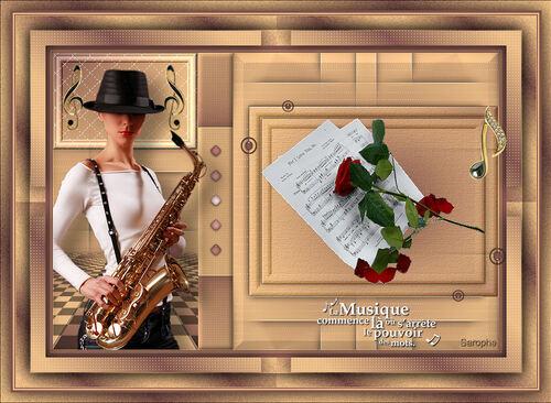 *** Violoniste ***