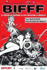 Affiche BIFFF 2015