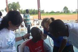 Des nouvelles d'Alexis, jeune enfant ayant récupéré un appareil auditif