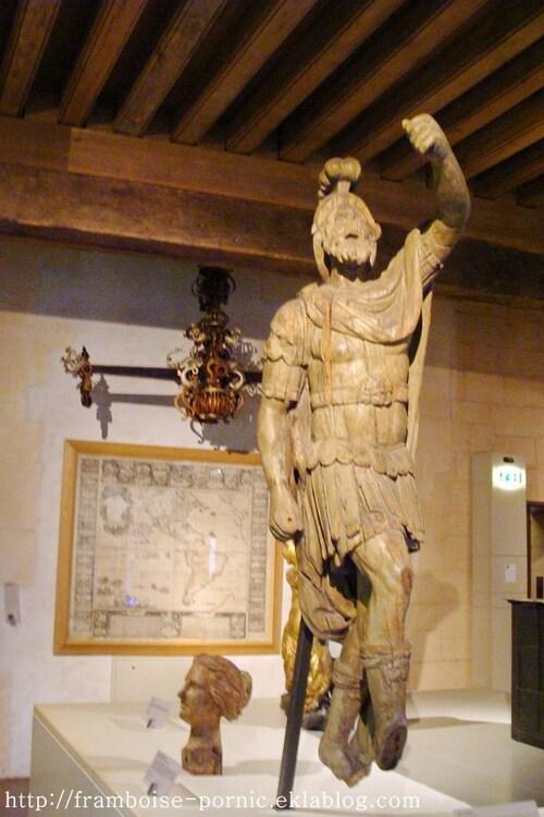 Musée du Château des Ducs de Bretagne à Nantes