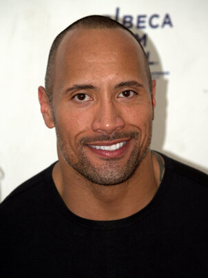 DWAYNE JOHNSON aka THE ROCK BOX OFFICE
