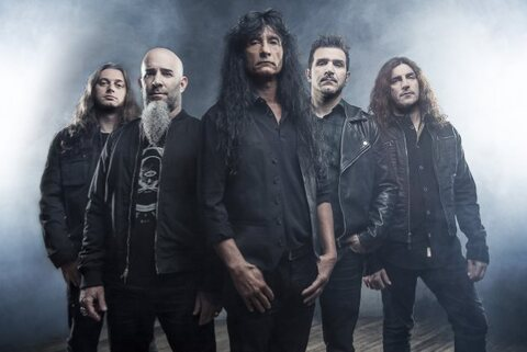 """ANTHRAX - """"Indians"""" (Clip live)"""