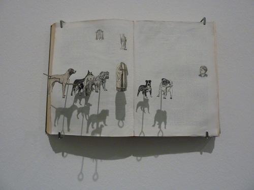 Au musée d'art contemporain à Barcelone