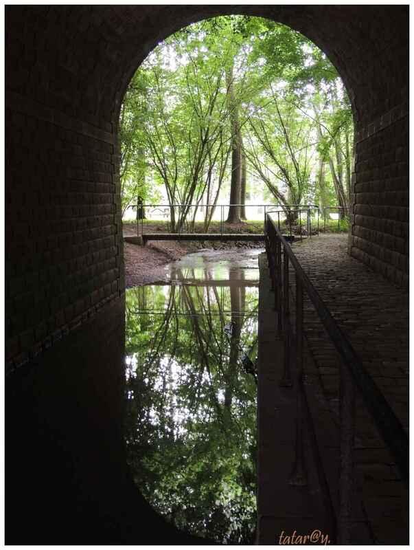 Mon petit pont ...