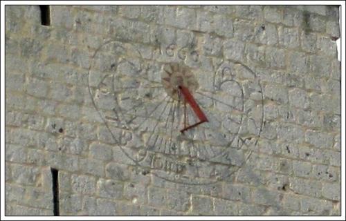 A l'abbaye de Jumièges
