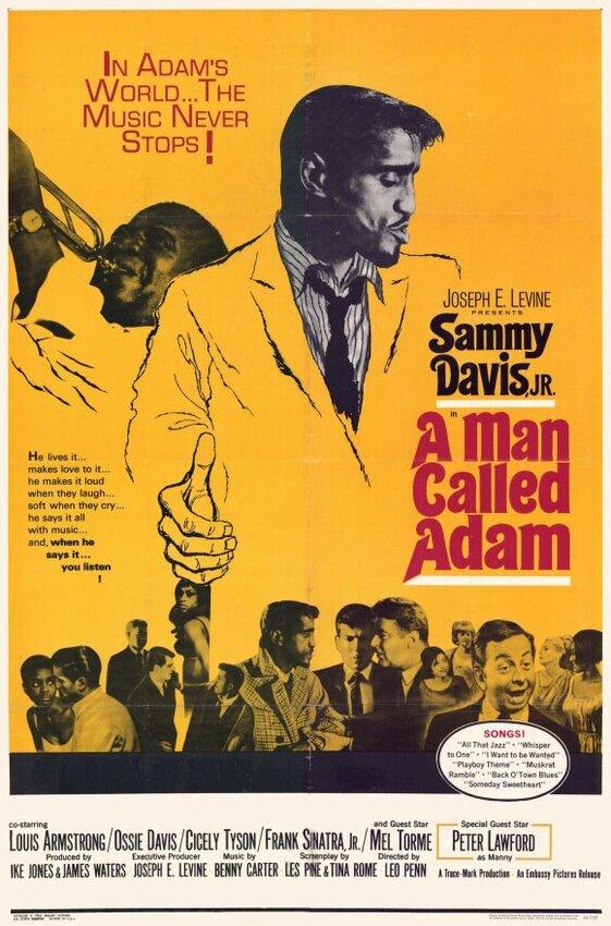 A MAN CALLED ADAM box office usa 1966
