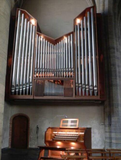 Les orgues d'Enghien